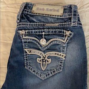 Rock Revival Etty Easy Boot Jeans
